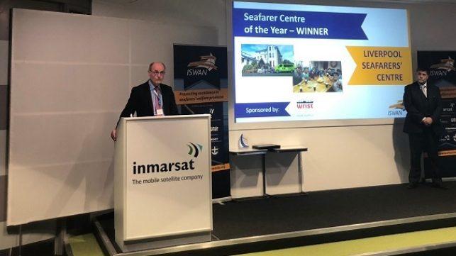 Liverpool Seafarers Centre wins The World's Best Seafarers Centre Award