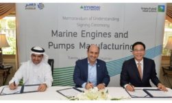 Bahri Signs VLCC Order With IMI And HHI To Promote Indigenous Shipbuilding In Saudi Arabia 1