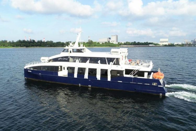 Incat Crowther-Designed Flex Ferry 33X Sets New Benchmark
