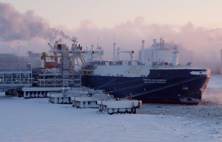MOL, JBIC & NOVATEK Sign Cooperation Agreement For LNG Transshipment Projects