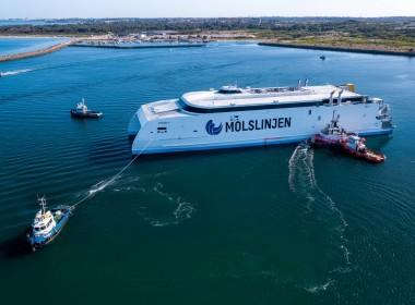 Austal To Build Largest High-Speed Catamaran Ferry For Molslinjen 1