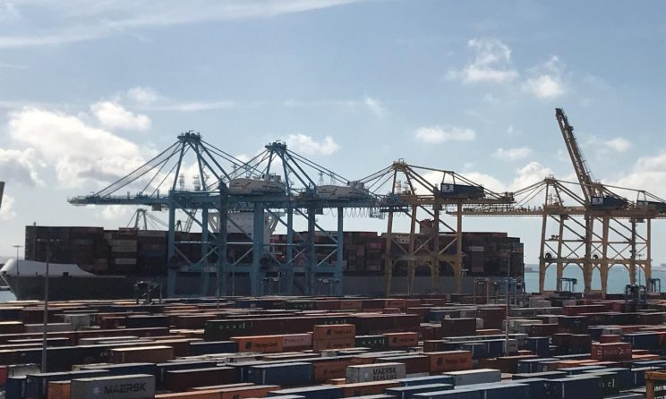 APM Terminals Barcelona Sets New Productivity Records