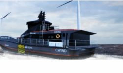 CWind Secures Contract To Deliver World's First Hybrid Propulsion SES To ØRsted 2
