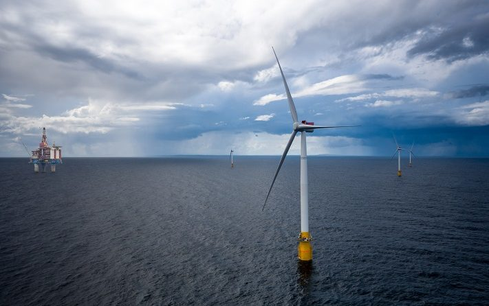 First Ever Oil And Gas Platforms To Be Powered By A Floating Offshore Wind Farm – Equinor