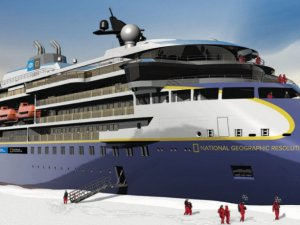 Lindblad & Ulstein Celebrates Keel Laying Of Second Polar Cruise Vessel