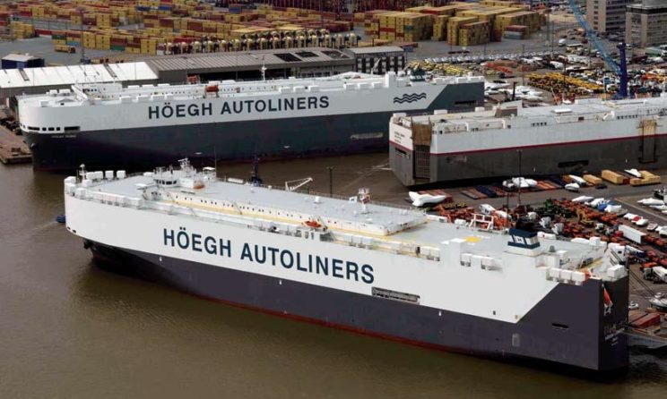 Höegh Autoliners Wins Shipping Line Of The Year- RoRo Operator For Fifth Consecutive Year
