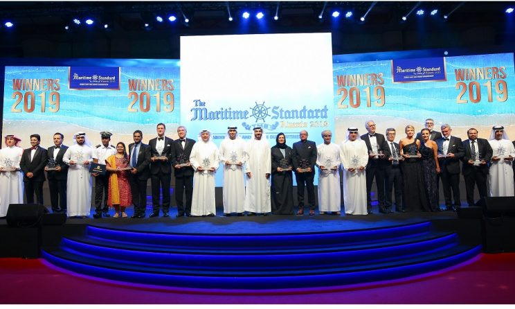 Industry Top Performers Win At The Maritime Standard Awards 1