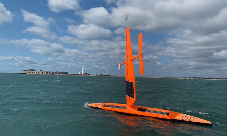 Saildrone Completes World's First Unmanned-Autonomous East-To-West Crossing Of Atlantic Ocean 1