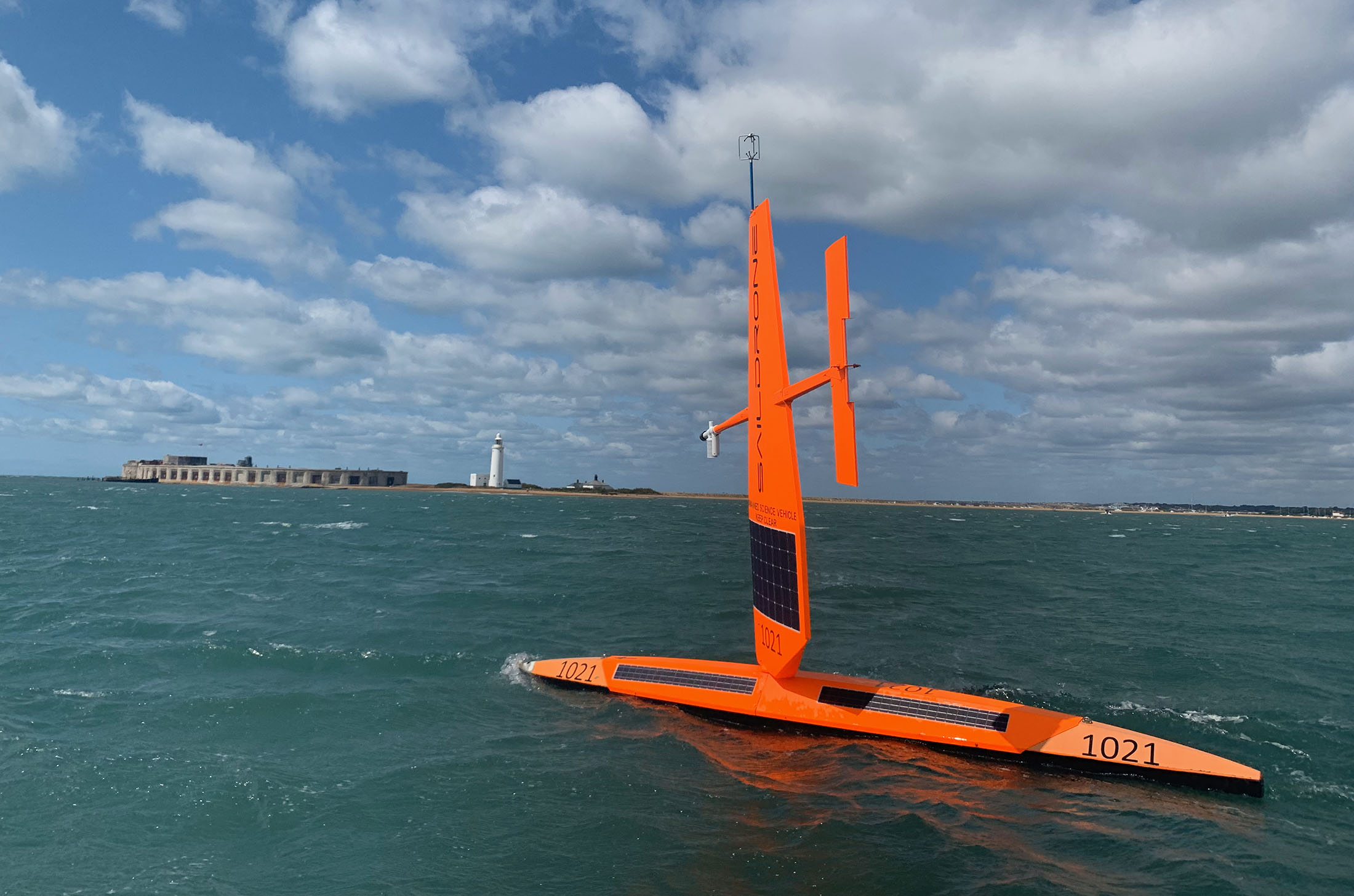 Saildrone Completes World's First Unmanned-Autonomous East-To-West Crossing Of Atlantic Ocean 5
