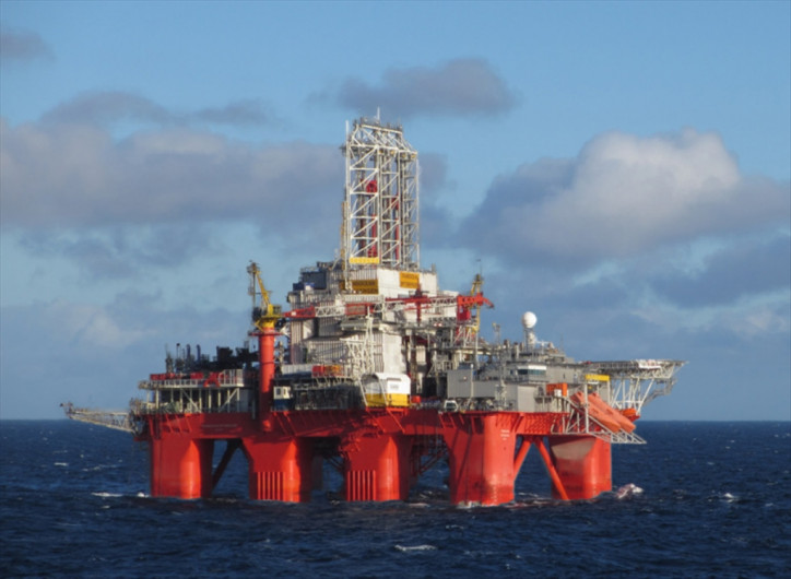 Transocean Successfully Deploys World's First Hybrid Floating Drilling Unit