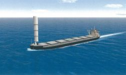 World's First Coal Carrier With A 'Sail' To Achieve Environmental And Economic Objectives 7