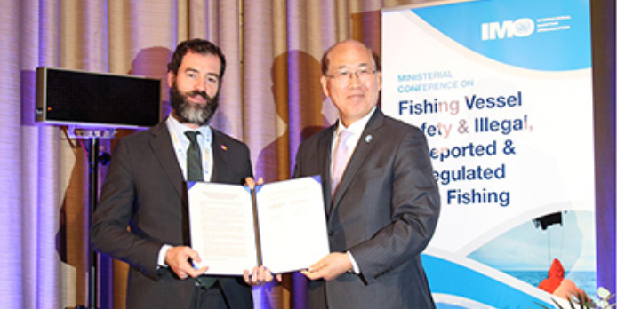 Spain & IMO Sign MoU To Promote Technical Assistance 1