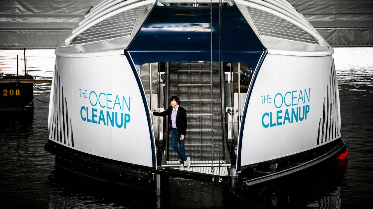 The Ocean Cleanup Unveils Plan To Address Main Source Of Ocean Plastic Pollution – Rivers 1