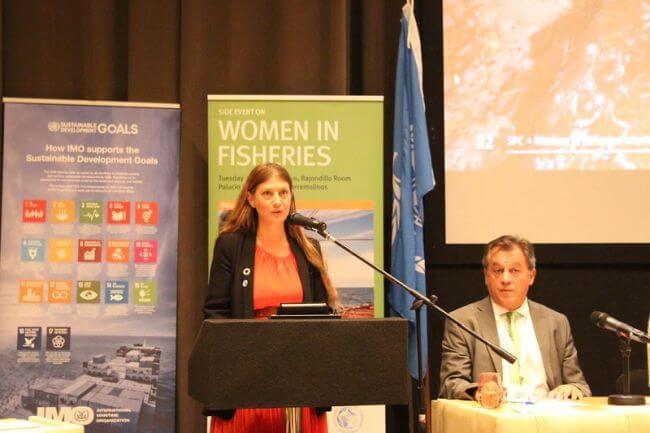 IMO Recognises Women In Fisheries, Increasing Visibility 5