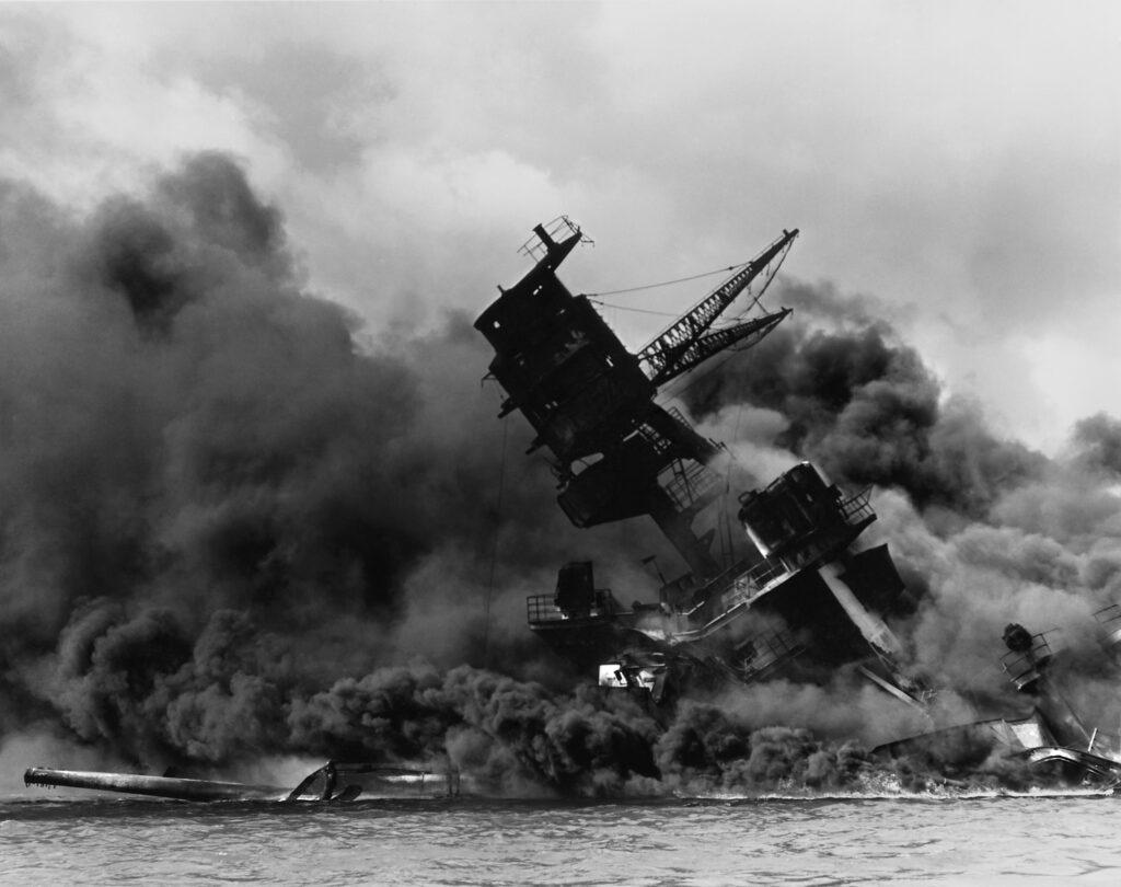 Battleship U.S.S. Arizona