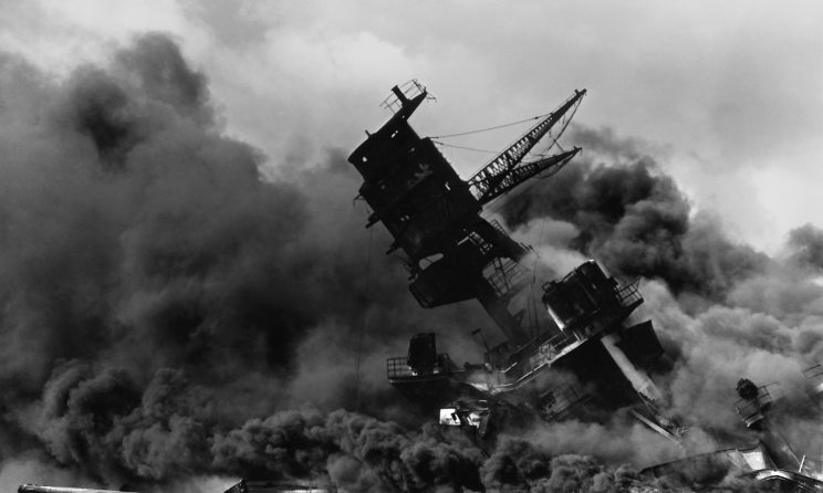 Battleship U.S.S. Arizona (Historic Ship)