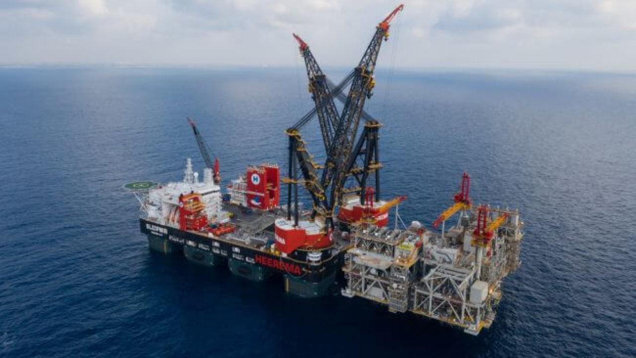 GE's Electric Technology Powers The World's Largest Crane Vessel 'Sleipnir' 5