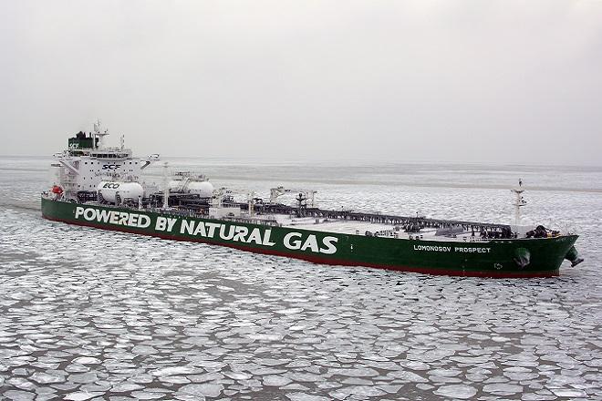 Sovcomflot Advances Green Shipping Along The Northern Sea Route 1