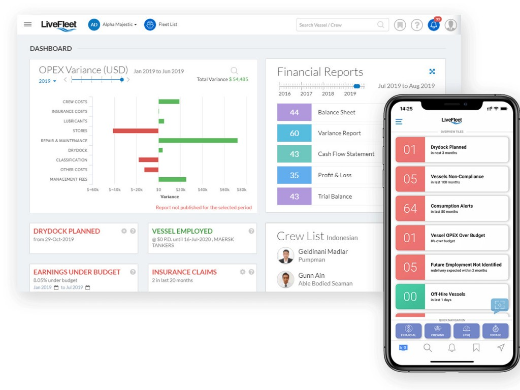 BSM Releases Livefleet Mobile App To Offer Customers Greater Transparency