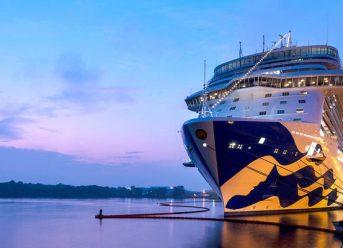 Fincantieri Delivers Fourth Royal Princess Class Ship 'Sky Princess' 8