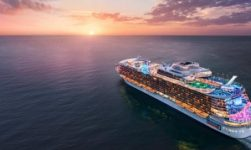 Royal Caribbean Reveals Name & Homeport Of Fifth Oasis Class Ship