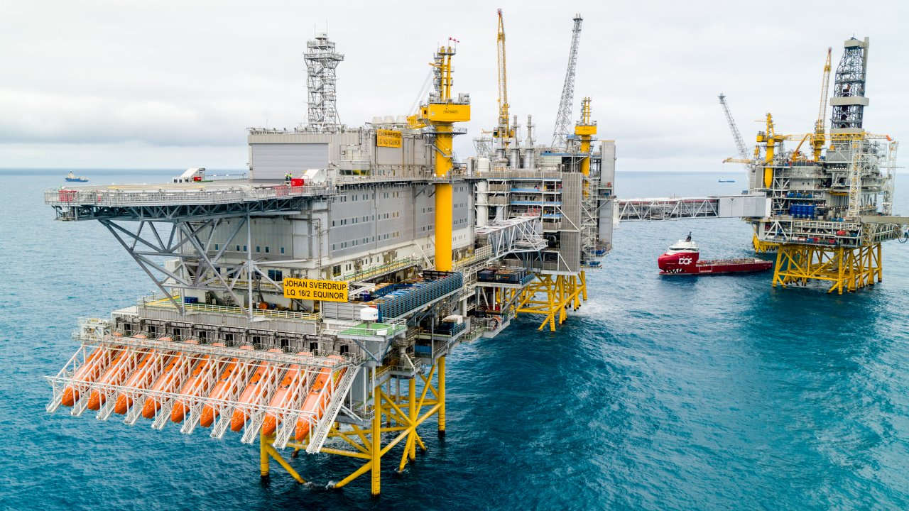 First Oil From Oilfield Giant Johan Sverdrup Arrives In Mongstad 5