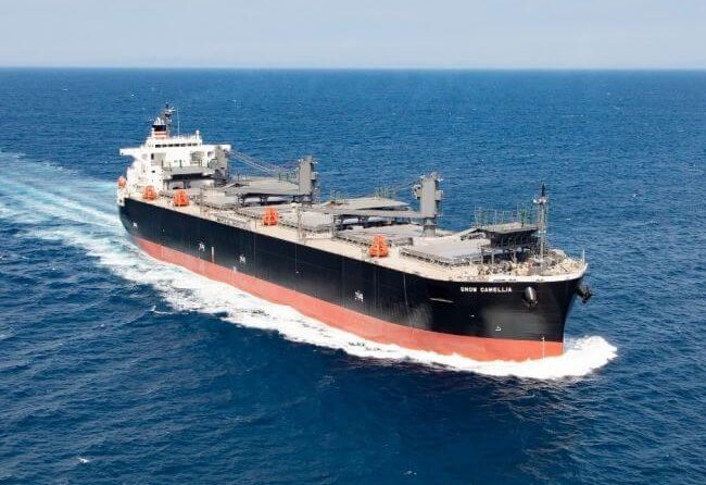 K-Line Inks Contract For Construction Of 3.6 Million CFT Woodchip Carrier For Nippon Paper 1