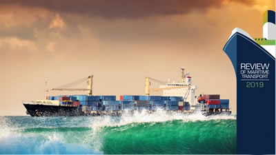 UN Review Of Maritime Transport 2019 – UNCTAD Projects 2.6% Growth