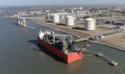 Exmar Ships First LNG Shipment Produced On Board Tango FLNG