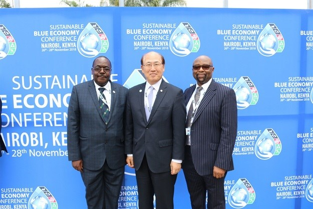 IMO: Training Towards A Sustainable Blue Economy For Africa