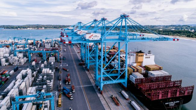 APM Terminals Receives Costa Rica's Largest Ever Container Ship 5