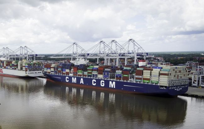 Port Savannah Marks Record Volumes With 468400 TEUs Moved In October