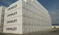 Crowley Adds Large Number Of New Reefer Containers To Its Fleet