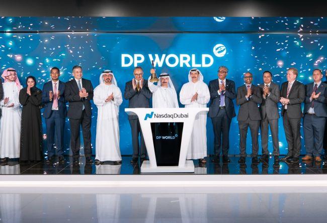 DP World Rings Nasdaq Dubai Market Opening Bell To Celebrate USD 2.3 Billion Listings 5