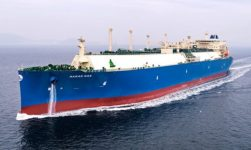 Daewoo Shipbuilding Delivers First LNG Carrier With Air Lubrication System 1