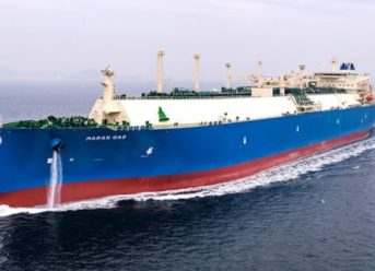 Daewoo Shipbuilding Delivers First LNG Carrier With Air Lubrication System 10