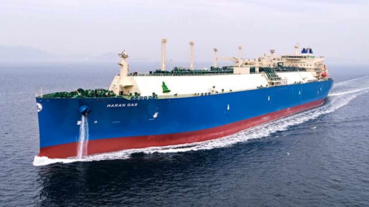 Daewoo Shipbuilding Delivers First LNG Carrier With Air Lubrication System 5