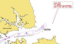 Fire On Board Panama-Flagged Tanker-HOYU In Singapore Waters 20