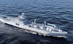 MAN Engines To Power French Naval Logistic Vessels 28