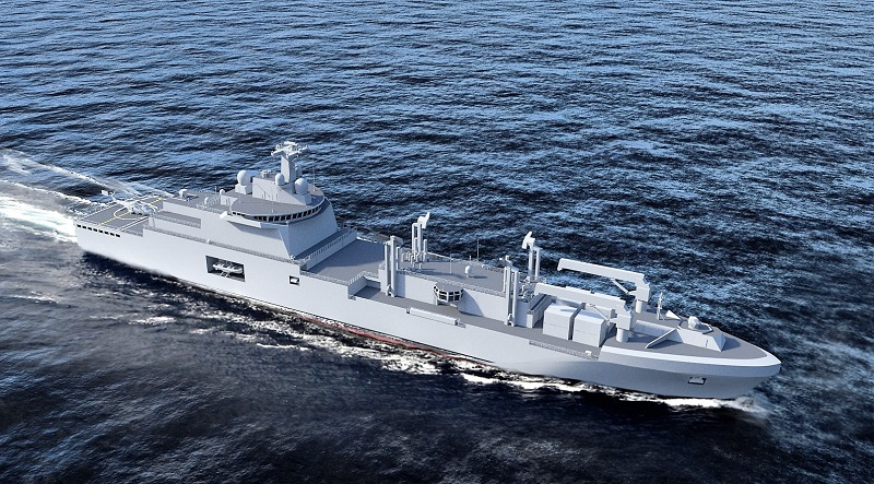 MAN Engines To Power French Naval Logistic Vessels 5