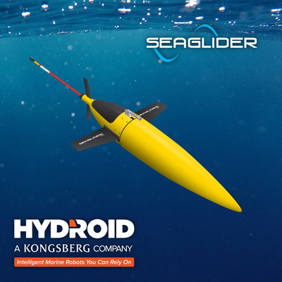 Kongsberg Transfers Seaglider Autonomous Underwater Vehicle Division To Hydroid 1
