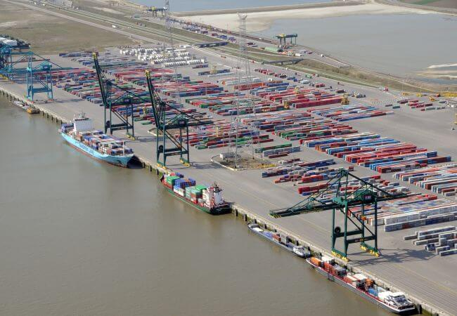 Port Of Antwerp Pioneers First Eco-Friendly Solar Concentrator Farm Project