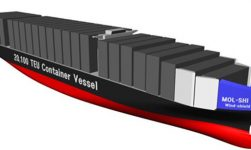 New CO2 Reducing Bow Wind-Shield Design For Container Vessels Gets Approval 6