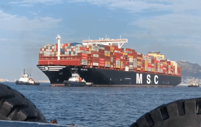 """MSC Wins """"Shipping Line Of The Year 2019"""" 5"""