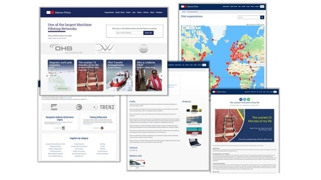 Industry's First Online Portal For International Sea And Harbor Pilots