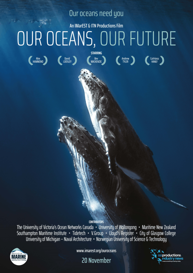 """""""Our Oceans: Our Future"""" – A New Film Showcasing Stories Of Science And Innovation 5"""