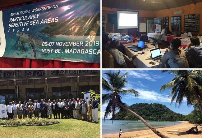 IMO Actively Works Towards Protecting Seas And Coasts In Africa 1