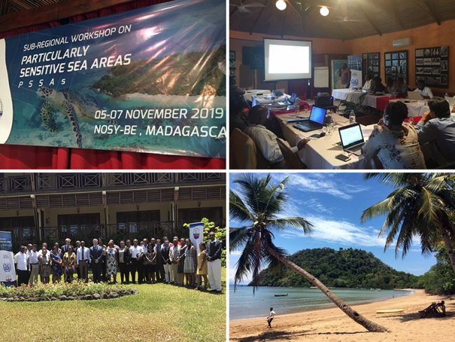 IMO Actively Works Towards Protecting Seas And Coasts In Africa 5