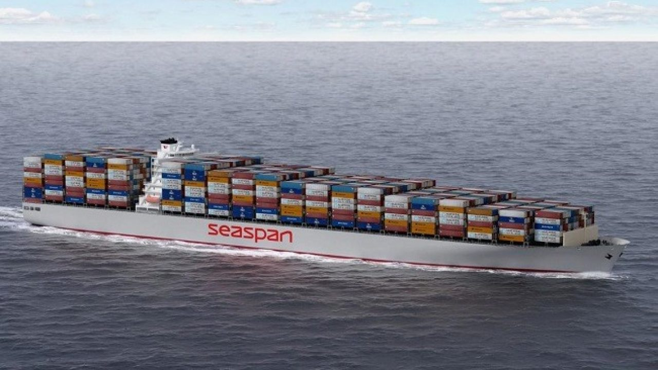 Seaspan To Acquire Fleet Of Six Container Ships For $380 Million