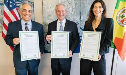Ports Of Los Angeles And Copenhagen Malmö Sign Agreement To Collaborate On Sustainability And Environmental Issues 5